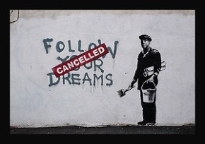 Banksy Source: Google Images